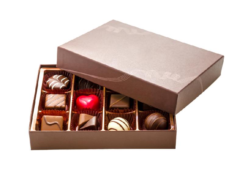 Cajas plegables para Confiteria chocolates