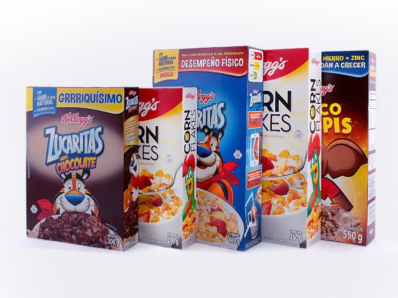 Galletas y cereales
