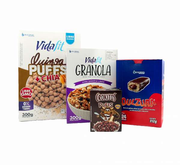 cajas para galletas - cajas para cereales