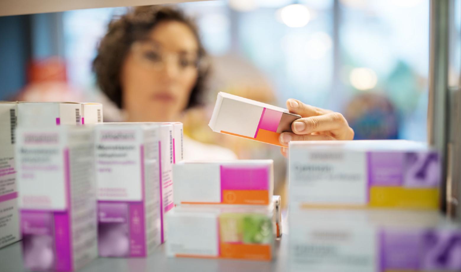 Checklist de la caja para medicamentos perfecta