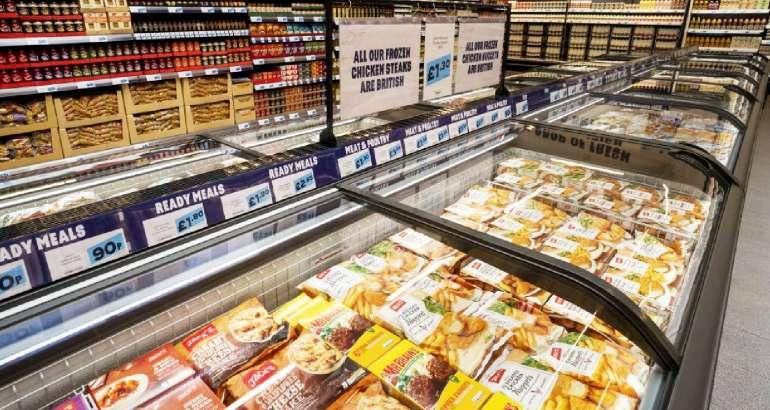 Importancia del empaque para alimentos congelados