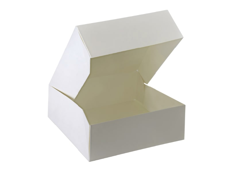 cajas troqueladas sin impresión