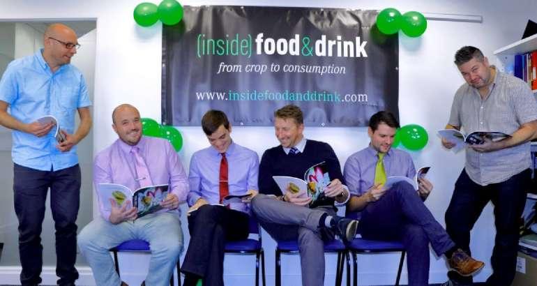 ¡Decimos presente en la nueva edición de la revista Inside Food & Drink!