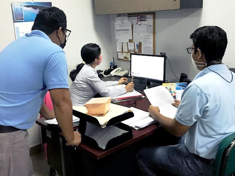 auditoría interna de procesos en Litotec